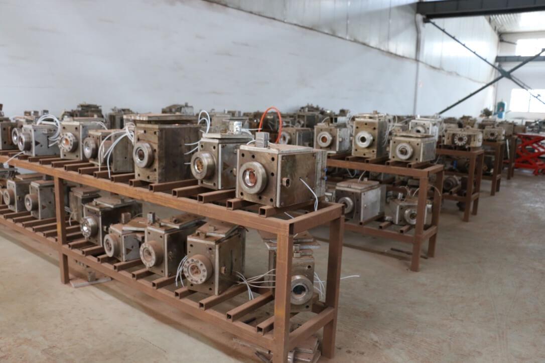 different types machine
