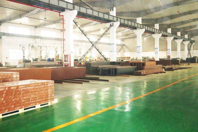 Vinyl Flooring Spc Composite Decking Green