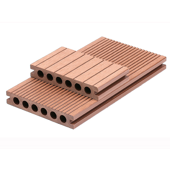 Wpc Hollow Decking Greencovering