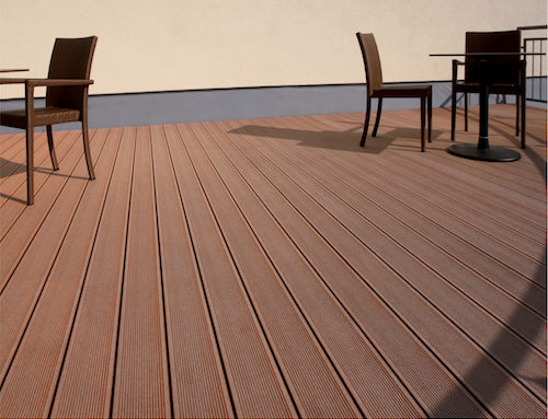 how to select the wood plastic composite decking?