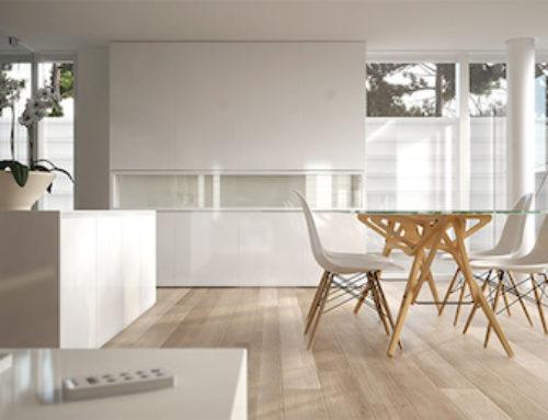 Various flooring materials introduced