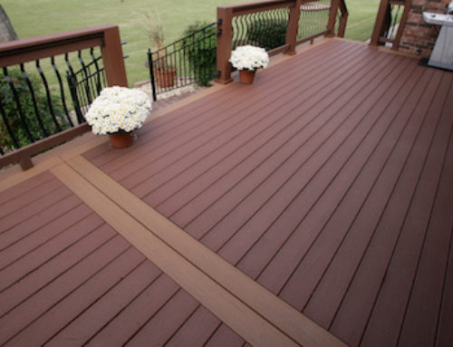 The performance of WPC decking